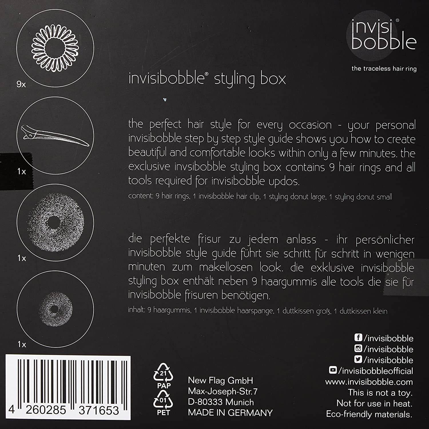 Buy Invisibobble Hair Styling Box 5e86fc31342