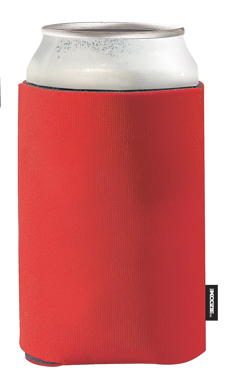 2/x KOOZIE pliable KOOZIE peut kooler/ /Convient pour canettes 0,33/L./ /Peut refroidisseur jaune