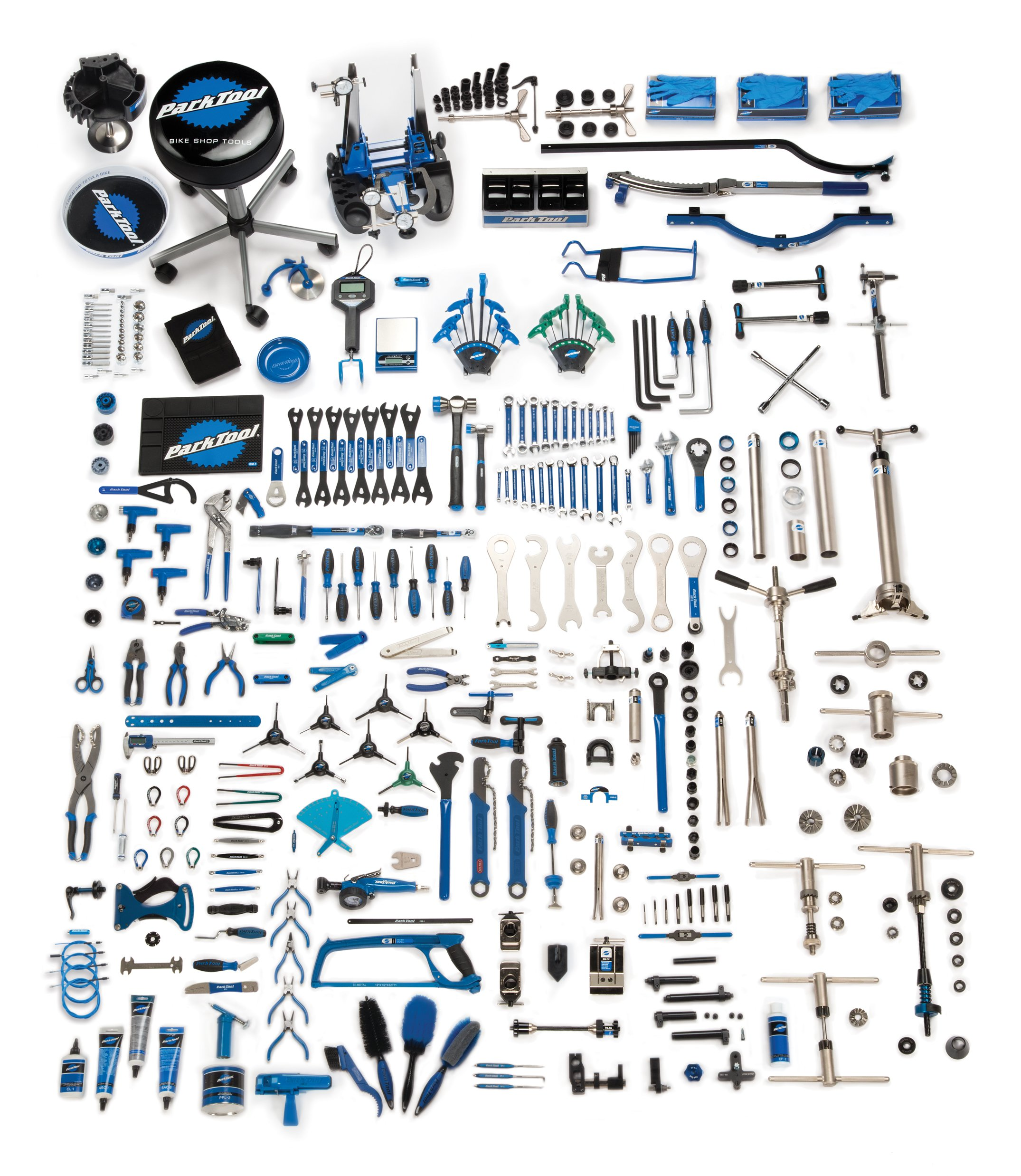 Master Tool Kit by Park Tool (Image #1)