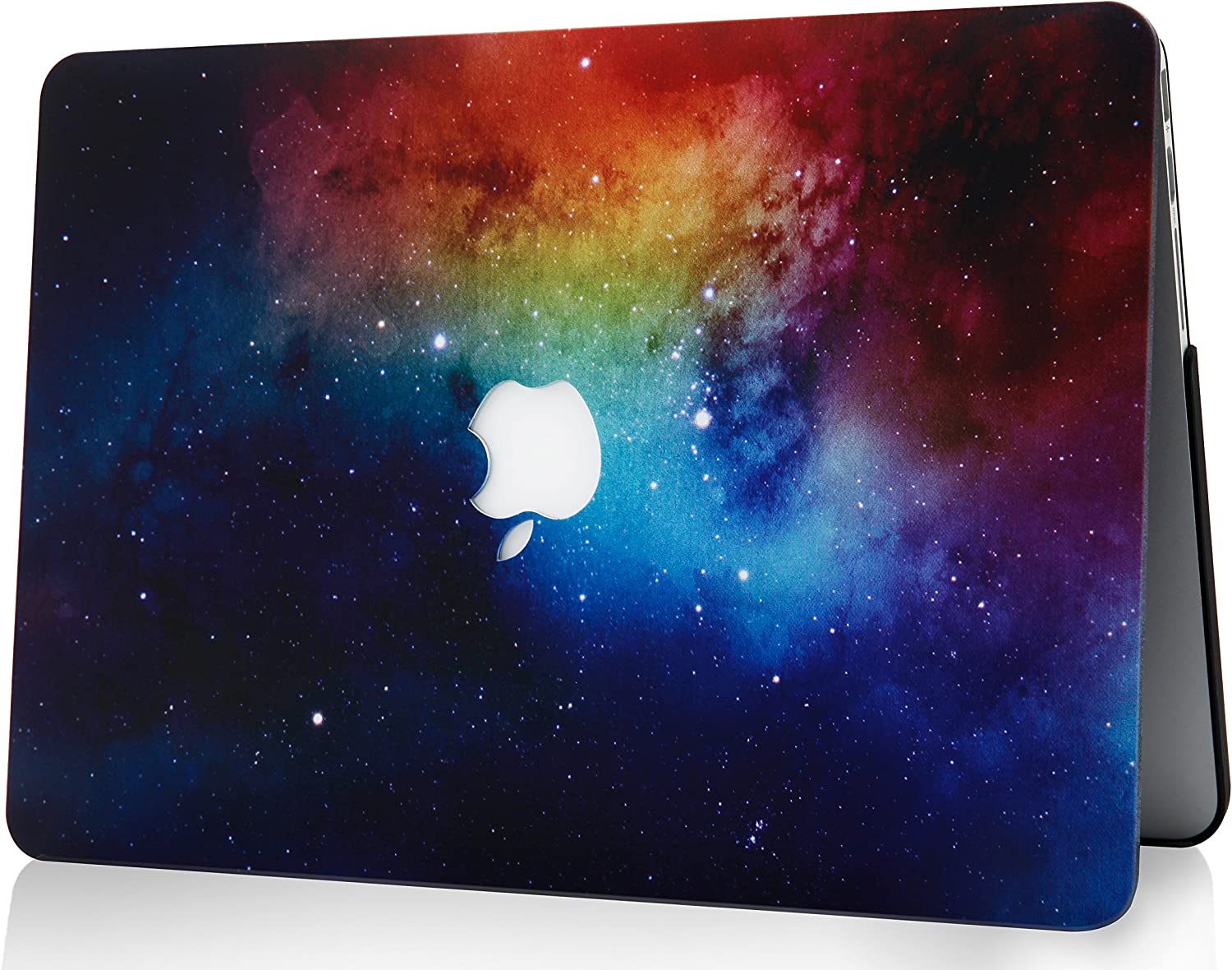 Sue/ño Nocturno KECC MacBook Air 13 Pulgadas Funda Dura Case Cover MacBook Air 13.3 Ultra Delgado Pl/ástico {A1466//A1369}