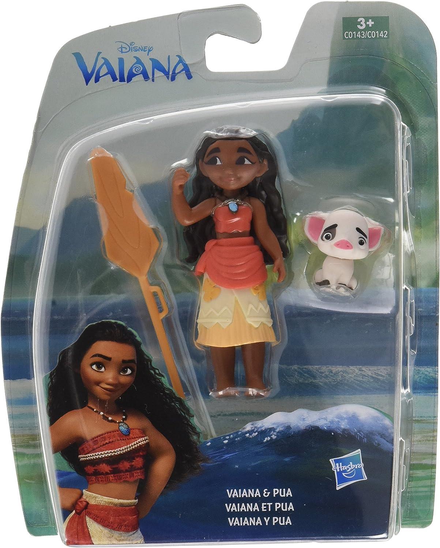 Baby Vaiana Disney Vaiana Moana Little Kingdom 7 cm Action Figur