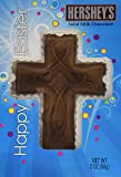 Hershey's Solid Milk Chocolate Easter Cross 2-Ounce Package