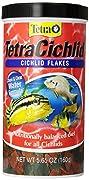 Tetra cichlid Flakes