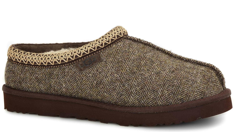 794b8c655 UGG Men's Tasman Tweed Stout Tweed Slipper 16 D (M): Amazon.ca: Shoes &  Handbags