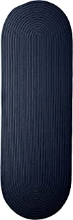 product image for Colonial Mills Boca Raton Runner Rug 2x7 Navy