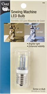 Dritz 952 Bulb LED Screw in Machine Aids Multi