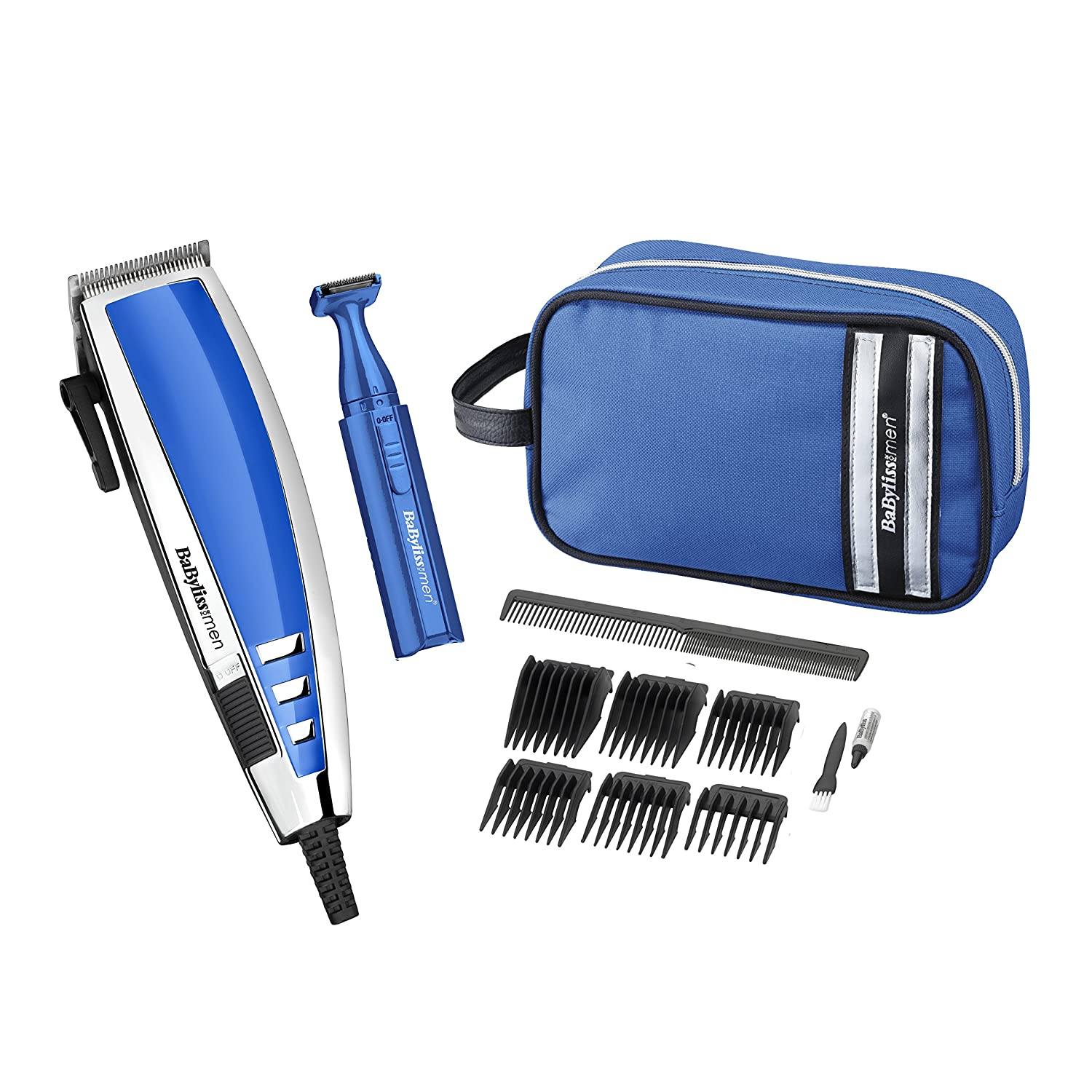 BaByliss for Men 7447GU Clipper Gift Set for Men The Conair Group Ltd