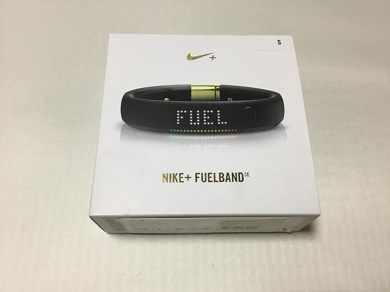 NIKE+ FUELBAND SE ブラック/ゴールド Sサイズ   B07661FVMN
