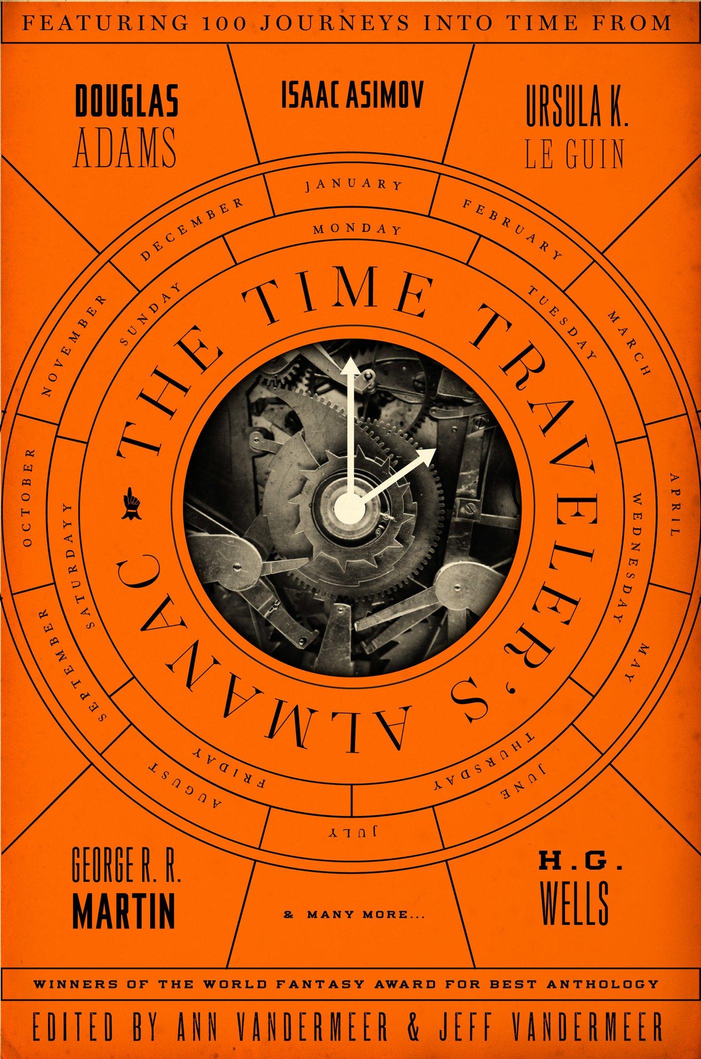 Time Travelers Almanac Travel Anthology product image