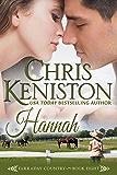 Hannah (Farraday Country Book 8)