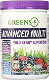 Advanced Multi Wild Berry Greens+ (Orange Peel Enterprises) 9.4 oz Powder