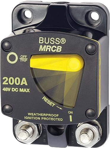 Blue Sea Systems 187 Series, 285 Series Klixon Circuit Breakers