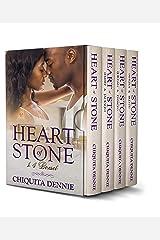 Heart of Stone Boxset 1-4 (Heart of Stone Series) Kindle Edition