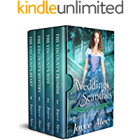 Weddings and Scandals: Regency Romance Collection