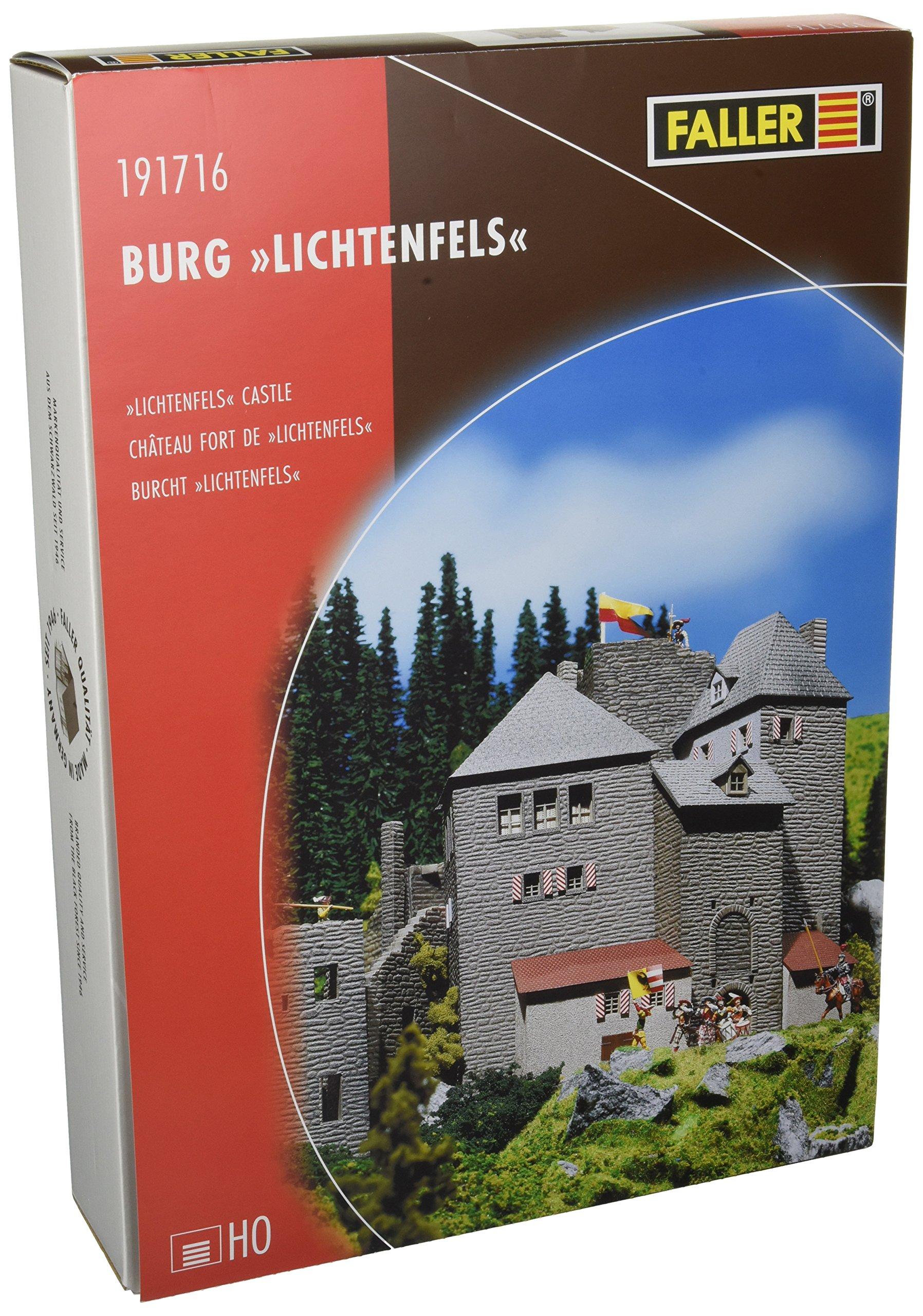 Faller 191716 Lichtenfels Castle HO Scale Model
