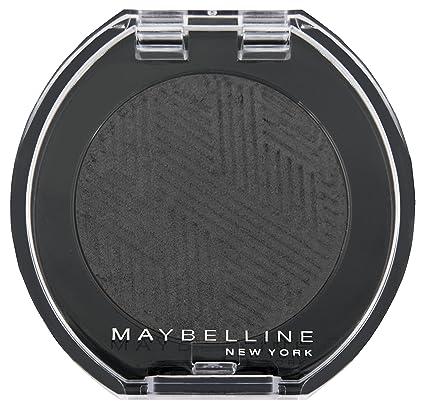 Maybelline Color Show Mono 22 Black - sombras de ojos (Negro, Black, Satén
