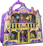 Sofia 93355 The First Castle Carry Case, Purple (Amazon Exclusive)