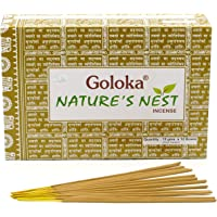 Goloka Nature's Nest Masala Incense Sticks 15gms x