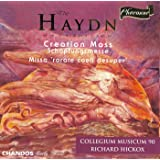 Haydn: Creation Mass / Mass Rorate Coeli Desuper