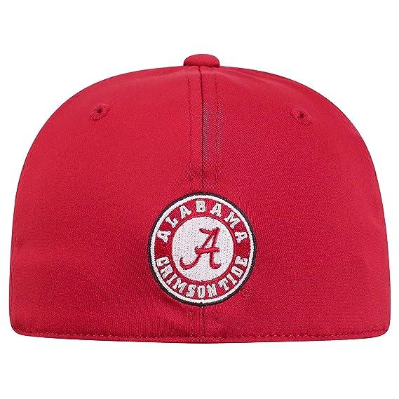 quality design 73ded 2767f ... maverick snapback hat 10c43 b52df  order amazon top of the world  alabama crimson tide phenom memory fit 1fit hat sports outdoors