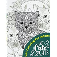 Cute Cats (Adult coloring books, Band 1)