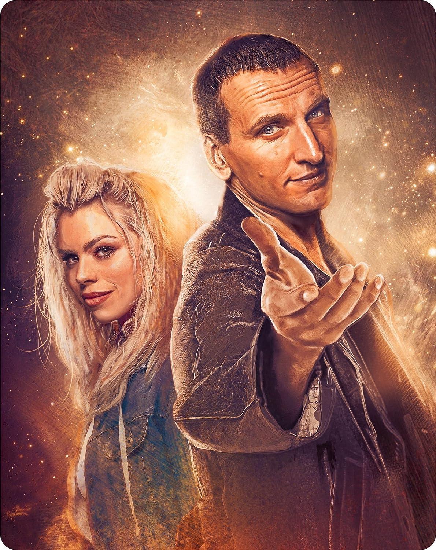 Doctor Who - Series 1 Steelbook [Blu-ray] [2017]: Amazon.es: Cine y Series TV