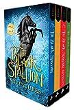 The Black Stallion Adventures 4 Volume Boxed Set