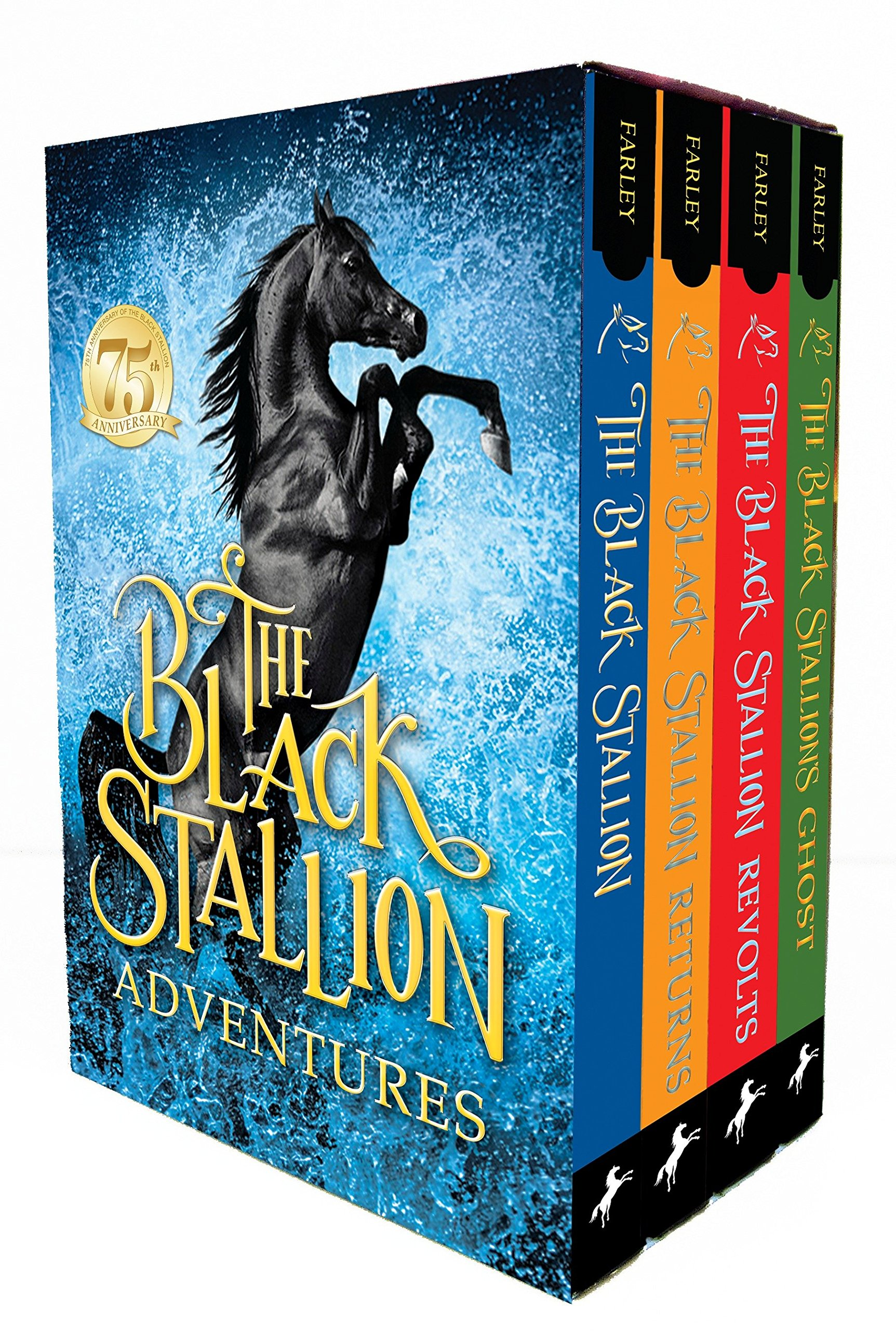The Black Stallion Adventures! (Box Set)