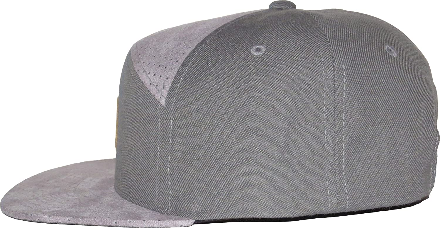 King Apparel Krest Select Grey Snapback Cap  Amazon.co.uk  Sports   Outdoors 586eef48cb0c