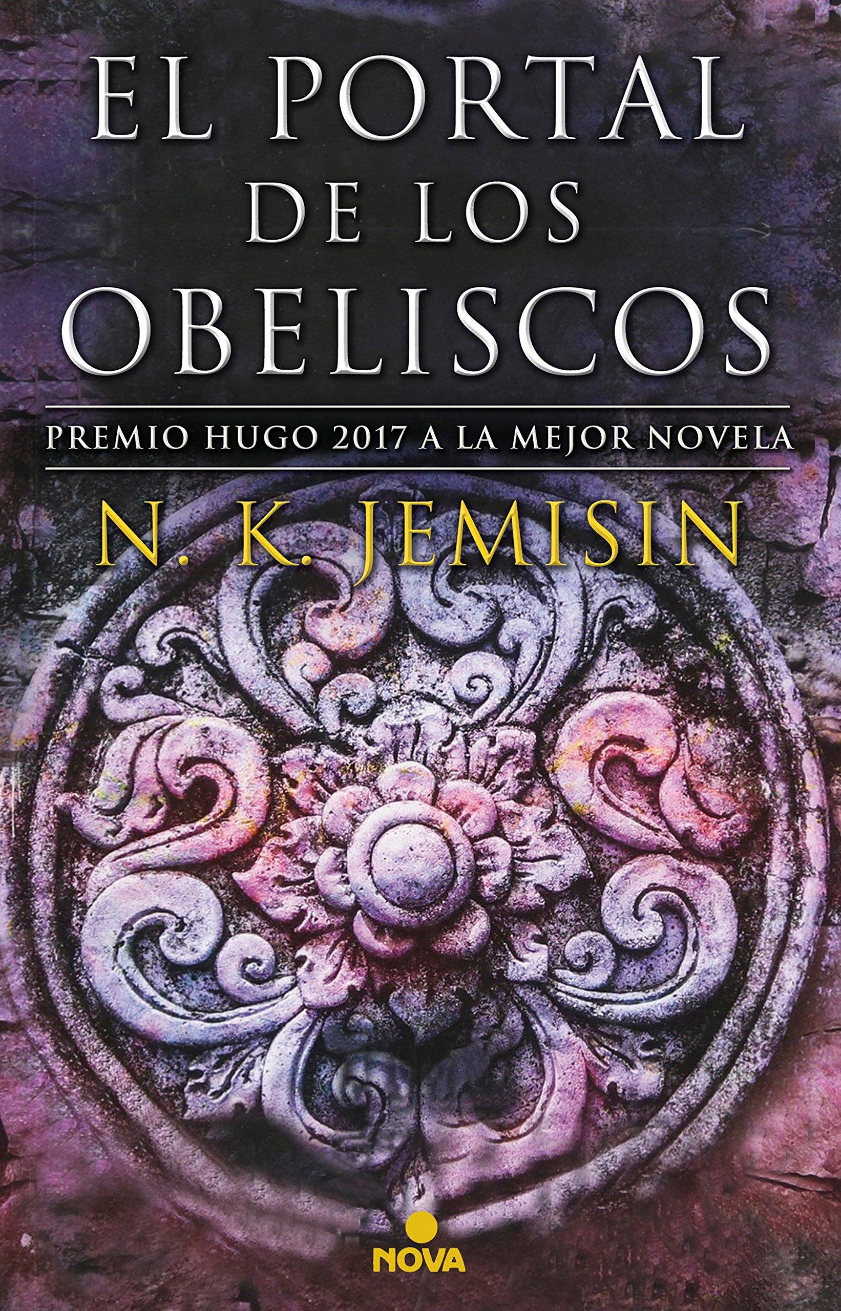 El portal de los obeliscos (La Tierra Fragmentada 2): Premio Hugo 2017 a la mejor novela (NOVA) Tapa blanda – 25 ene 2018 N.K. Jemisin 8466662677 Fantasy fiction. FICTION / Fantasy / Epic