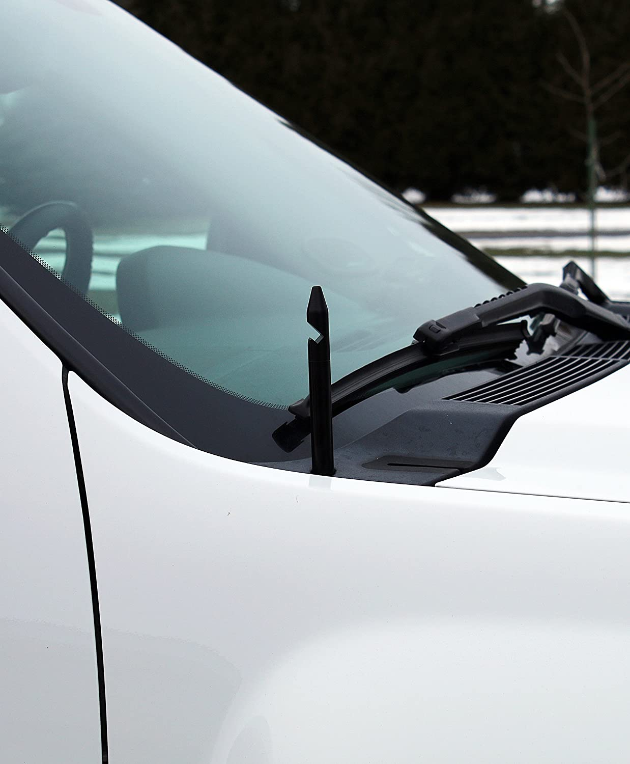 AntennaMastsRus 5 Short Rubber Antenna is Compatible with Dodge Ram Truck 2500 1999-2009
