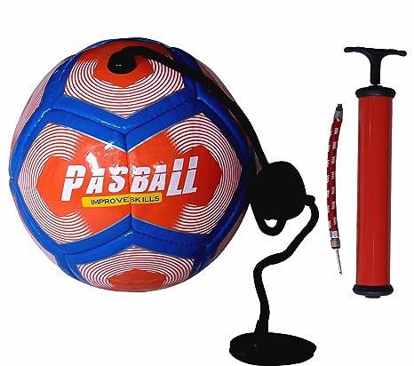 PASSBALL Balón de fútbol para entrenador de fútbol, tamaño 3, con ...