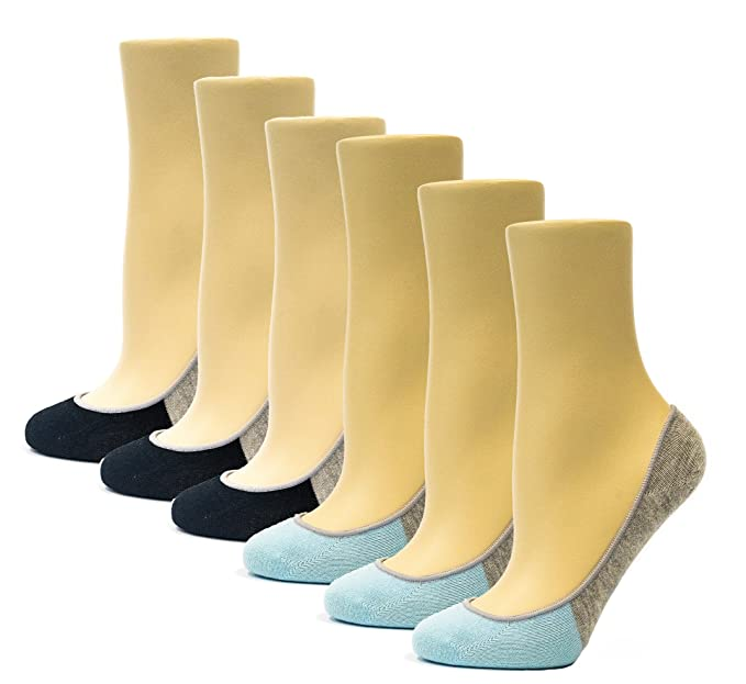 Amazon.com: Thirty48 calcetines invisibles para mocasines ...