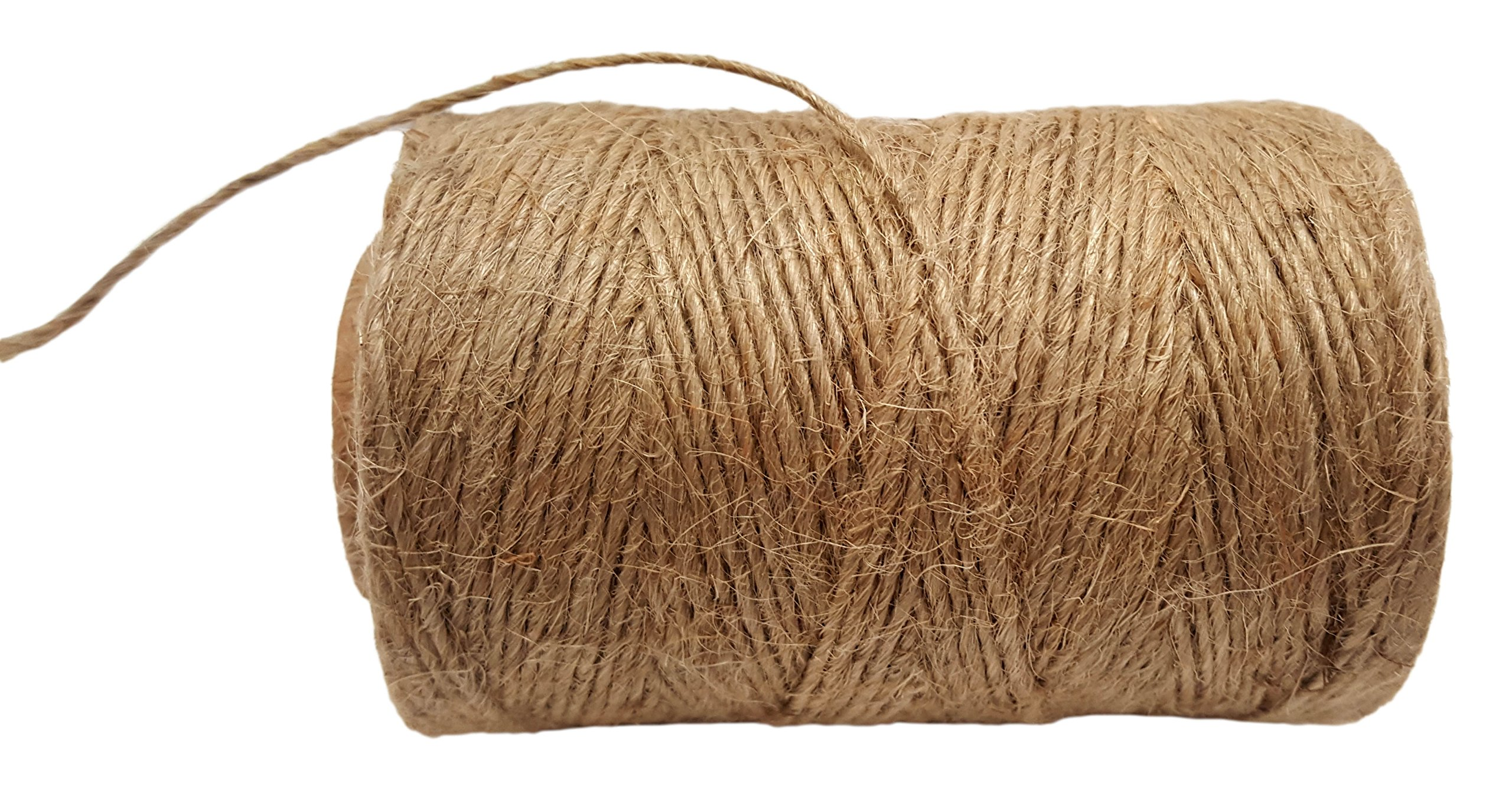 Black Duck Brand Set of 4 Spools of 100% Jute Garden All Purpose Twine! 300 feet per Spool! (4) by Black Duck Brand (Image #2)