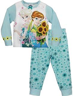 797a042cff Disney Frozen - Pijama para niñas - Disney Frozen - El reino del hielo