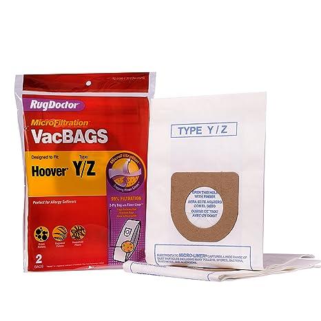 Amazon.com: Hoover y bolsas de aspiradora/Z por Rug Doctor ...