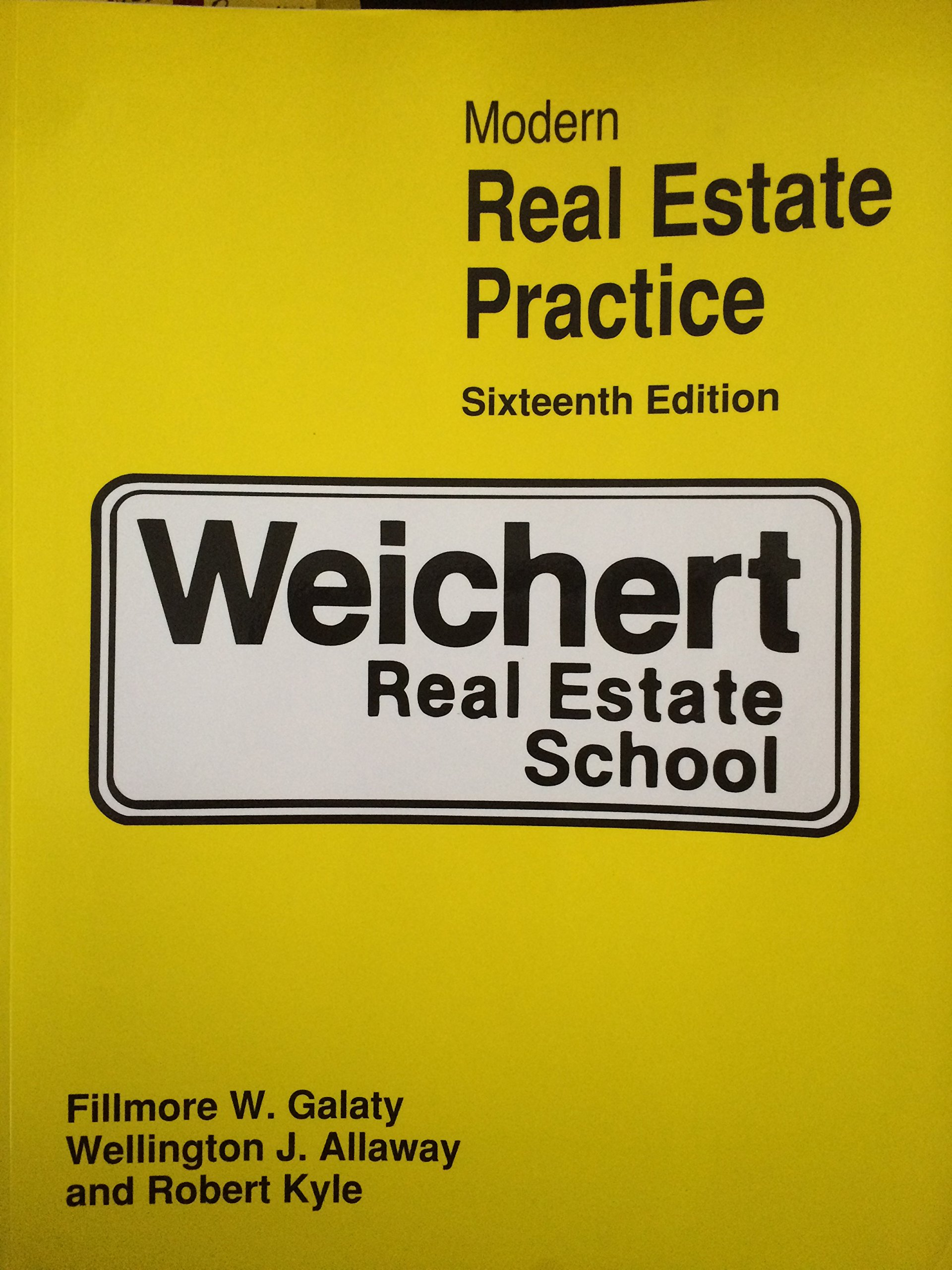 STUDY GUIDE FOR MODERN REAL ESTATE PRACTICE WEICHERT REAL ESTATE - Weichert home protection plan
