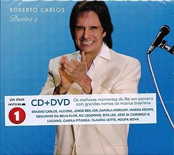 dvd roberto carlos duetos gratis