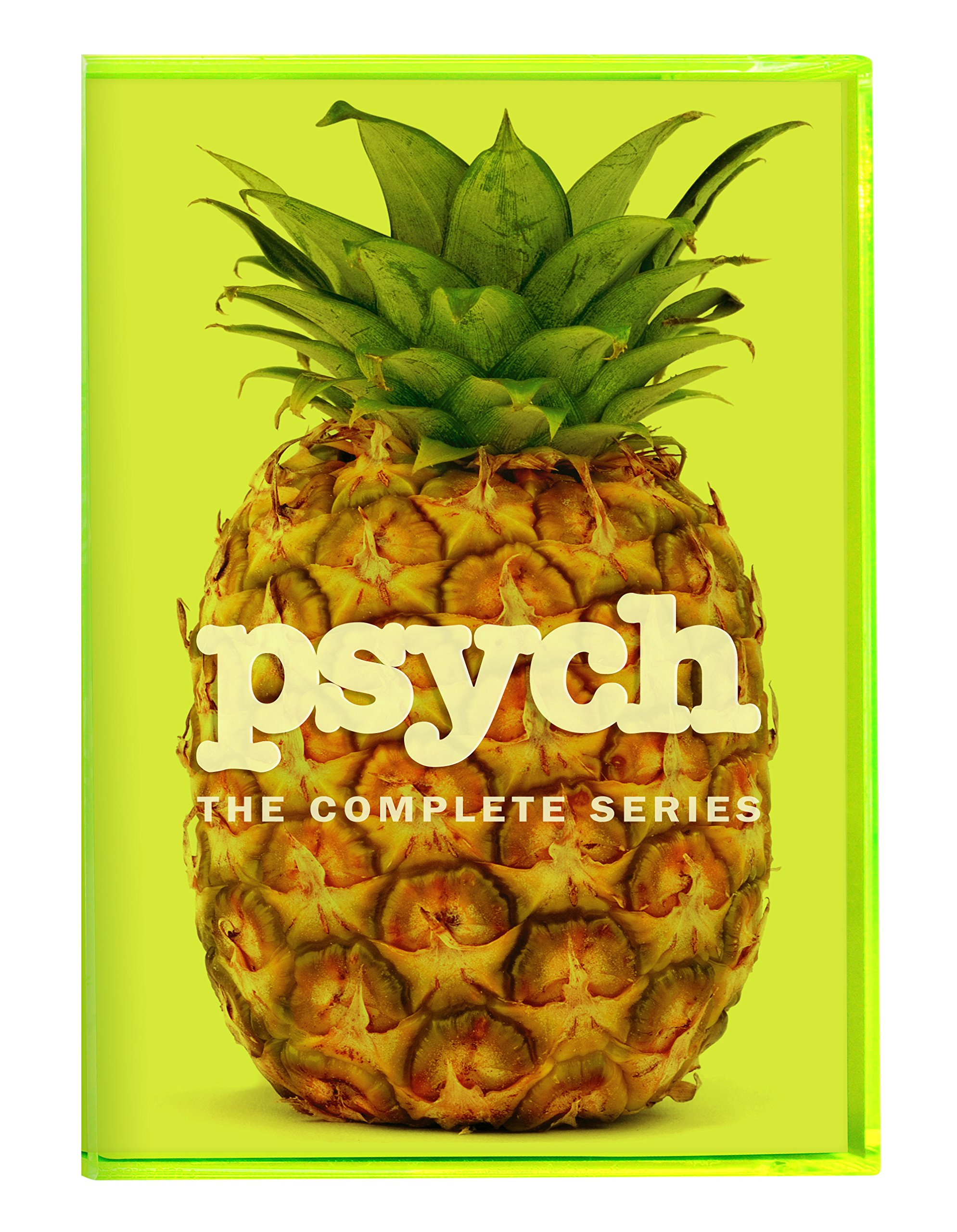 Psych: The Complete Series by Universal Studios Home Entertainment