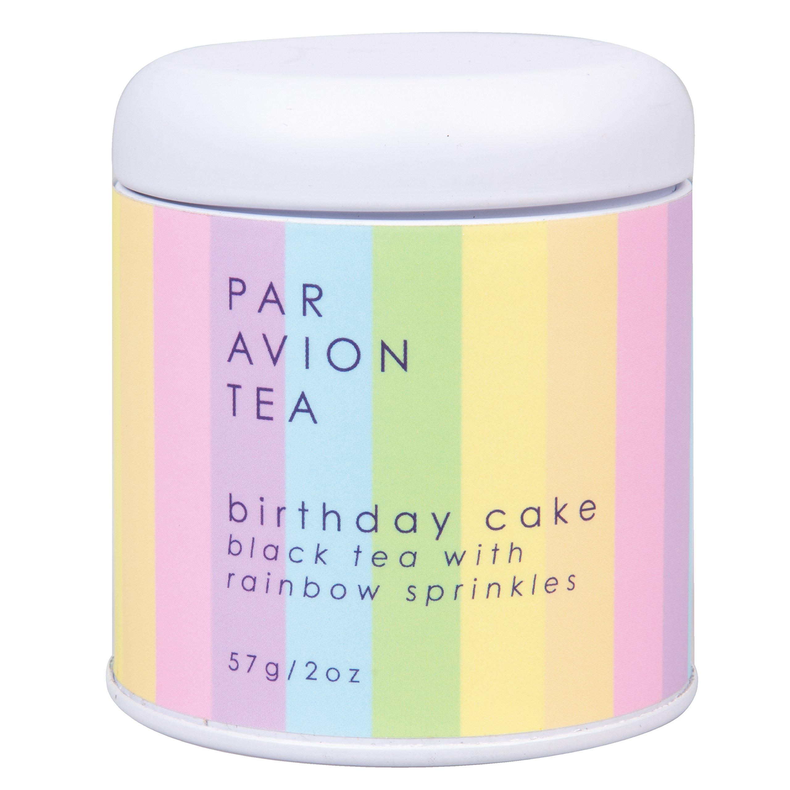 Amazon Par Avion Tea Birthday Cake Tea Loose Leaf Tea With