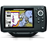 Humminbird 409610-1 Helix 5 Fish finder with GPS