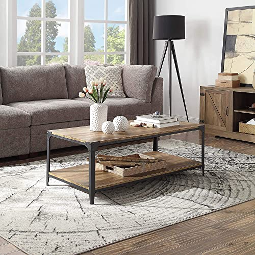 BELLEZE 48 Inch Coffee Table