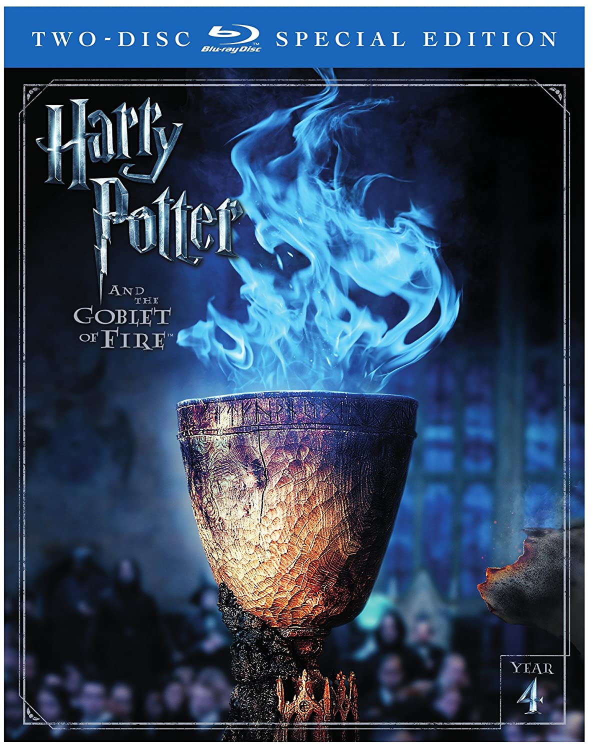 Harry Potter and the Goblet of Fire (2-Disc/Special Editions/BD) [Blu-ray]