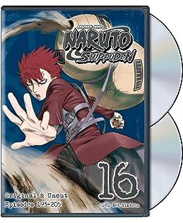 Amazon com: Naruto Shippuden: Set 13: NARUTO SHIPPUDEN UNCUT