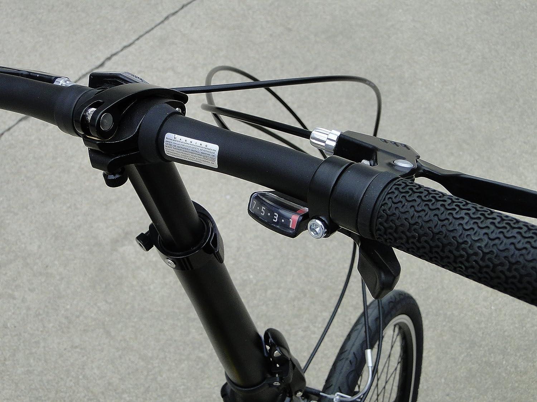 RYMEBIKES Bicicleta Plegable 20 URBAN - SHIMANO 7 velocidades, Aluminio: Amazon.es: Deportes y aire libre