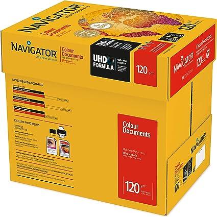 Navigator Colour Documents - Caja con folios de papel multifunción ...