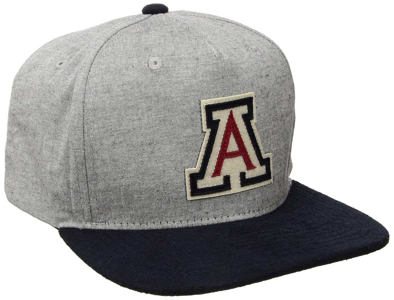 (Auburn Tigers, Adjustable, Suit/Navy) - NCAA Men's Boulevard Snapback Cap B01GU8DZ5M