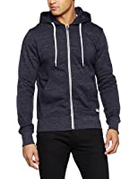 JACK & JONES Herren Jacke Jorstorm Sweat Zip Hood Basic Noos