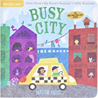 Indestructibles: Busy City: Chew Proof · Rip Proof · Nontoxic · 100% Washable (Book for Babies, Newborn Books, Safe to…