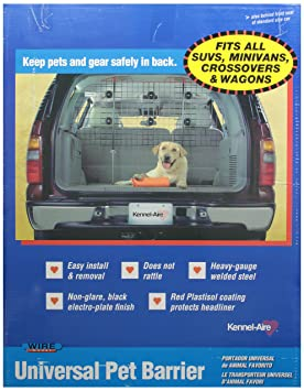 Petmate Ka 640 Universal Wire Vehicle Barrier From Kennel Aire